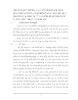 MỘT SỐ Ý KIẾN ĐÁNH GIÁ, NHẬN XÉT KIẾN NGHỊ NHẰM HOÀN THIỆN CÔNG TÁC BÁN HÀNG VÀ XÁC ĐỊNH KẾT QUẢ BÁN HÀNG TẠI CÔNG TY CỔ PHẦN CHẾ BIẾN KINH DOANH LƯƠNG THỰC –  THỰC PHẨM HÀ NỘI