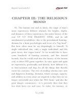THE RELIGIOUS MOOD