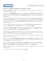 Part 30 - Network Address Translation - NAT