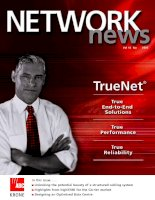 ADC KRONE Network News - Vol.12 No.2 - 2005