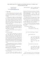 041_Hệ thống quản lý nhân sự ngành giáo dục và đào tạo thành phố Hà Nội