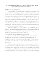 MỘT SỐ GIẢI PHÁP NÂNG CAO CHẤT LƯỢNG CHƯƠNG TRÌNH  DU LỊCH DÀNH CHO KHÁCH NỘI ĐỊA
