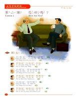 Lesson 2_Speak Mandarin in Five Hundred Words English version