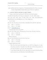 ĐẶC ĐIỂM CHUNG VỀ QUẢN LÝ KINH DOANH VÀ CÔNG TÁC KẾ TOÁN NHẬP KHẨU HÀNG HOÁ TẠI CÔNG TY AMECO