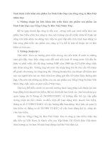 Tình hình triển khai sản phẩm An Sinh Giáo Dục của tổng công ty Bảo Việt nhân thọ