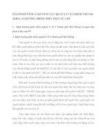GIẢI PHÁP NÂNG CAO NĂNG LỰC QUẢN LÝ CỦA BỆNH VIỆN ĐA KHOA AN DƯƠNG TRONG ĐIỀU KIỆN TỰ CHỦ