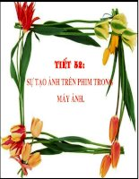 T52.bài 47 Su tao anh tren phim trong may anh
