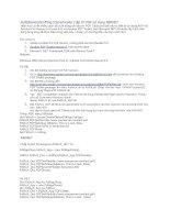 Xuất(Generate) động (Dynamically ) tập tin PDF sử dụng ASP.NET