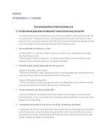 đáp án nguyên lý máy chương 2(13)