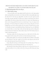 MỘT SỐ GIẢI PHÁP NHẲM NÂNG CAO CHẤT LƯỢNG DỊCH VỤ SAU BÁN HÀNG CỦA CÔNG TY CỔ PHẦN ĐIỆN MÁY HÀ NỘI