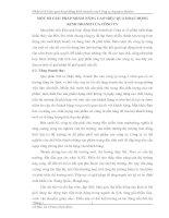 MỘT SỐ GIẢI PHÁP NHẰM NÂNG CAO HIỆU QUẢ HOẠT ĐỘNG KINH DOANH CỦA CÔNG TY