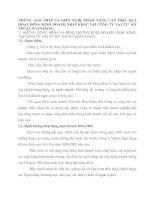 NHỮNG GIẢI PHÁP VÀ KIẾN NGHỊ NHẰM NÂNG CAO HIỆU QUẢ HOẠT ĐỘNG KINH DOANH NHẬP KHẨU TẠI CÔNG TY VẬT TƯ  KỸ THUẬT NGÂN HÀNG