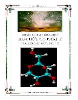 Hệ thống lý thuyết và bài tập về Hóa Hữu cơ – Phần dẫn xuất Hiđrocacbon (Hết chương trình Hữu cơ)