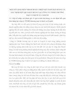 MỘT SỐ GIẢI PHÁP NHẰM HOÀN THIỆN KẾ TOÁN BÁN HÀNG VÀ XÁC ĐỊNH KẾT QUẢ BÁN HÀNG TẠI CÔNG TY TNHH THƯƠNG MẠI VÀ DỊCH VỤ LOGICH