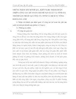 NHỮNG NHẬN XÉT ĐÁNH GIÁ , KIẾN NGHỊ  NHẰM HOÀN THỊÊN CÔNG TÁC KẾ TOÁN CHI PHÍ SẢN XUẤT VÀ TÍNH GIÁ THÀNH SẢN PHẨM TẠI CÔNG TY CPTM VÀ DỊCH VỤ TỔNG HỢP LONG ANH
