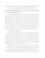 HOÀN THIỆN TỔ CHỨC CÔNG TÁC KẾ TOÁN CHI PHÍ SẢN XUẤT VÀ TÍNH GIÁ THÀNH SẢNPHẨM TẠI XÍ NGHIỆP CƠ KHÍ 79