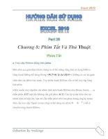 Hướng dẫn sử dụng excel 2010 part 27