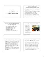Kinh tế học vĩ mô_Chương 2