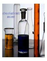 Công thức viết phản ứng của các chất vô cơ_Oxit phản ứng với axit (P1)