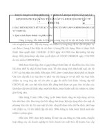 THỰC TRẠNG TÌNH HÌNH TÀI CHÍNH VÀ HOẠT ĐỘNG SẢN XUẤT KINH DOANH TẠI CÔNG TY XÂY LẮP VÀ KINH DOANH VẬT TƯ THIẾT BỊ