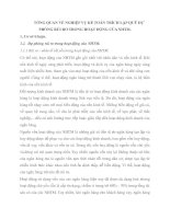 TỔNG QUAN VỀ NGHIỆP VỤ KẾ TOÁN TRÍCH LẬP QUỸ DỰ PHÒNG RỦI RO TRONG HOẠT ĐỘNG CỦA NHTM