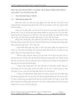MỘT SỐ GIẢI PHÁP NÂNG CAO HIỂU QUẢ HOẠT ĐỘNG BÁN HÀNG TẠI CÔNG TY CỔ PHẦN VIỆT BỈ