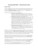 Visual Basic 6- Chương 14- Dùng Control Data