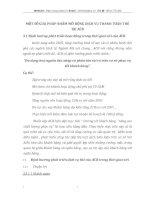 MỘT SỐ GIẢI PHÁP NHẰM MỞ RỘNG DỊCH VỤ THANH TOÁN THẺ TẠI ACB
