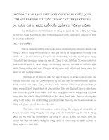 MỘT SỐ GIẢI PHÁP VÀ KIẾN NGHỊ NHẰM HOÀN THIỆN QUẢN TRỊ VỐN LƯU ĐỘNG TẠI CÔNG TY VẬT TƯ KỸ THUẬT XI MĂNG
