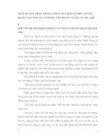 MỘT SỐ GIẢI PHÁP NHẰM NÂNG CAO CHẤT LƯỢNG TUYỂN DỤNG TẠI CÔNG TY CỔ PHẦN XÂY DỰNG VÀ ĐẦU TƯ HÀ NỘI