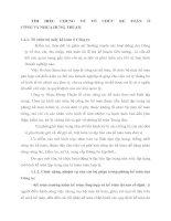 TÌM HIỂU CHUNG VỀ TỔ CHỨC KẾ TOÁN Ở                                        CÔNG TY NHỰA HƯNG THUẬN