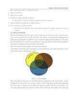 BASIC UNITS OF ECOLOGY