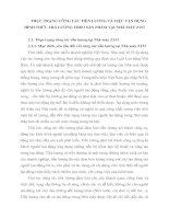 THỰC TRẠNG CÔNG TÁC TIỀN LƯƠNG VÀ VIỆC VẬN DỤNG HÌNH THỨC TRẢ LƯƠNG THEO SẢN PHẨM TẠI NHÀ MÁY Z153