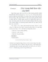 Thiết kế mạch đếm sản phẩm dùng Vi Điều Khiển 8051, chương 8