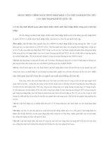 HOÀN THIỆN CHÍNH SÁCH THUẾ NHẬP KHẨU CỦA VIỆT NAM ĐÁP ỨNG YÊU CẦU HỘI NHẬP KINH TẾ QUỐC TẾ