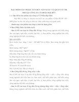 ĐẶC ĐIỂM SẢN PHẨM  TỔ CHỨC SẢN XUẤT  VÀ QUẢN LÝ CHI PHÍ TẠI CÔNG TY CỔ PHẦN ĐẠI HỮU