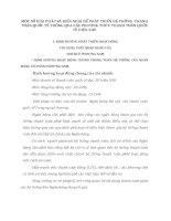 MỘT SỐ GIẢI PHÁP VÀ KIẾN NGHỊ DỂ PHÁT TRIỂN HỆ THỐNG  THANH TOÁN QUỐC TẾ THÔNG QUA CÁC PHƯƠNG THỨC THANH TOÁN QUỐC TẾ HIỆN NAY