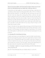 MỘT SỐ GIẢI PHÁP ĐÓNG GÓP NHẰM HOÀN THIỆN CHÍNH SÁCH TUYỂN DỤNG VÀ CHẾ ĐỘ ĐÃI NGỘ TÀI CHÍNH TRỰC TIẾP TẠI CÔNG TY