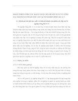 HOÀN THIỆN CÔNG TÁC HẠCH TOÁN CHI PHÍ SẢN XUẤT VÀ TÍNH GIÁ THÀNH SẢN PHẨM XÂP LẮP TẠI XÍ NGHIỆP SÔNG ĐÀ 11-3