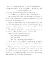 THỰC TRẠNG CÔNG TÁC HẠCH TOÁN KẾ TOÁN TIÊU THỤ THÀNH PHẨM VÀ XÁC ĐỊNH KẾT QUẢ KINH DOANH TẠI CÔNG TY BÁNH KẸO HẢI CHÂU
