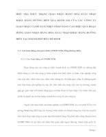 ĐỀ XUẤT BIỆN PHÁP NÂNG CAO HIỆU QUẢ HOẠT ĐỘNG GIAO NHẬN HÀNG HÓA XUẤT NHẬP KHẨU BẰNG ĐƯỜNG BIỂN TẠI THÀNH PHỐ HỒ CHÍ MINH
