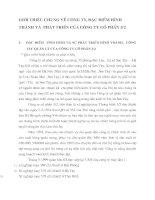 GIỚI THIỆU CHUNG VỀ CÔNG TY, ĐẶC ĐIỂM HÌNH THÀNH VÀ  PHÁT TRIỂN CỦA CÔNG TY CỔ PHẦN 3_2
