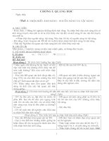 Giáo án Toàn Tập 7