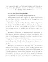 TÌNH HÌNH CÔNG GIÁO VÀ CHỦ TRƯƠNG CỦA ĐẢNG BỘ TỈNH ĐỒNG NAI VẬN ĐỘNG ĐỒNG BÀO CÔNG GIÁO TRONG SỰ NGHIỆP XÂY DỰNG VÀ BẢO VỆ TỔ QUỐC TỪ 1991 ĐẾN 2001