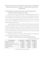 MỘT SỐ GIẢI PHÁP CHỦ YẾU NHẰM NÂNG CAO HIỆU QUẢ  KINH DOANH NHẬP KHẨU HÀNG HOÁ TẠI CÔNG TY  CỔ PHẦN THIẾT BỊ XĂNG DẦU PETROLIMEX