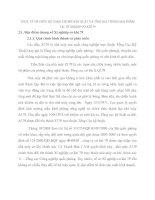 THỰC TẾ TỔ CHỨC KẾ TOÁN CHI PHÍ SẢN XUẤT VÀ TÍNH GIÁ THÀNH SẢN PHẨM TẠI  XÍ NGHIỆP CƠ KHÍ 79