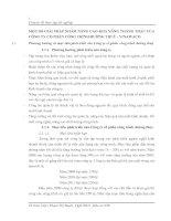 MỘT SỐ GIẢI PHÁP NHẰM NÂNG CAO KHẢ NĂNG THẮNG THẦU CỦA CÔNG TY CỔ PHẦN CÔNG TRÌNH ĐƯỜNG THUỶ - VINAWACO