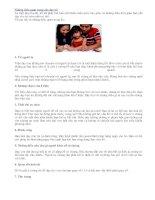 Những điều quan trọng cần dạy trẻ.doc