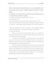 THỰC TRẠNG KẾ TOÁN BÁN HÀNG VÀ XÁC ĐỊNH KẾT QUẢ BÁN HÀNG TẠI CÔNG TY CỔ PHẦN THƯƠNG MẠI- ĐẦU TƯ LONG BIÊN