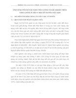 TÌNH HÌNH TỔ CHỨC KẾ TOÁN TIỀN LƯƠNG VÀ CÁC KHOẢN TRÍCH THEO LƯƠNG Ở VIỆN Y HỌC CỔ TRUYỀN VIỆT NAM